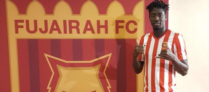 Foot – Émirats Arabes Unis : Omar Kossoko signe à Fujaïrah, entraîné par Maradona