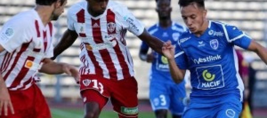 Foot – Ligue 2 – 3e J : Leautey marque son premier but avec Niort