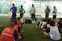 Mantes-la-Jolie : lancement du chantier de l'école de foot du PSG
