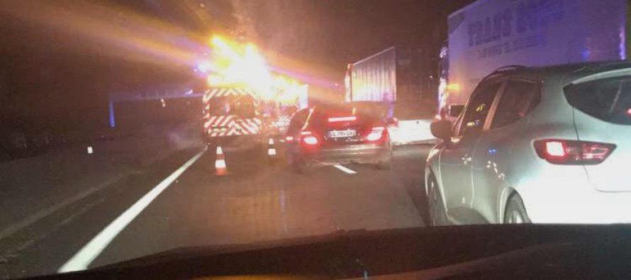 Accident A13 Mézières-sur-Seine : un homme de 28 ans est décédé