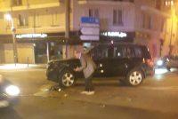 Mantes-la-Jolie : un accident fait quatre blessés légers