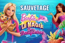 CGR Mantes : Barbie et les dauphins magiques du 20 septembre au 11 octobre