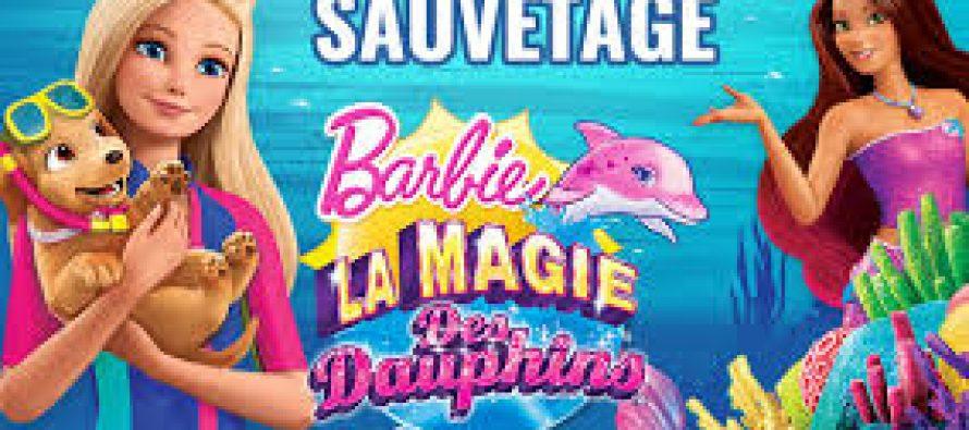 Cgr mantes barbie et les dauphins magiques du 20 septembre au 11 octobre mantes actu - Barbie sirene magique ...