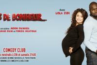 Théâtre : le Mantais Oumar Diaw joue au Comedy Club jusqu'en décembre