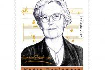 Gargenville : un timbre-poste à l'effigie de Nadia Boulanger