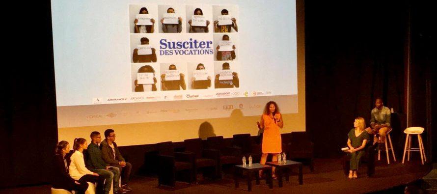 Tous en Stage : Samira Djouadi fait le bilan en présence du ministre de l'Éducation Nationale