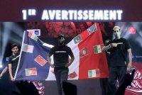 Hip-Hop : 1er Avertissement à la conquête du Battle Raw Concept