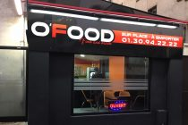 O Food Mantes : tacos, burgers et sandwichs en face de la gare