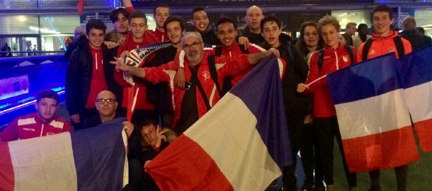 Sport' A Vie : 2632 Franciliens et 18 Rochelais ont assisté à France-Biélorussie