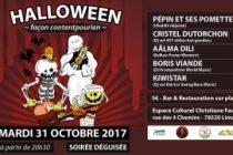 Limay : Halloween Party mardi 31 octobre