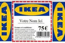 Alerte Arnaque : attention, de faux bons IKEA circulent sur Whatsapp et Facebook