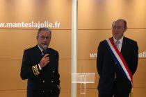 Mantes-la-Jolie : le nouveau sous-préfet Gérard Derouin a pris ses fonctions