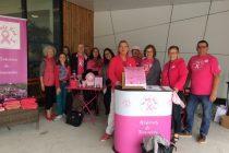 CVS Gassicourt Mantes : après-midi «Octobre Rose» pour sensibiliser les femmes au cancer du sein