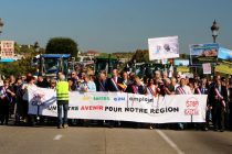 Mantes-la-Jolie : la «Marche Stop Calcia» rassemble 300 personnes