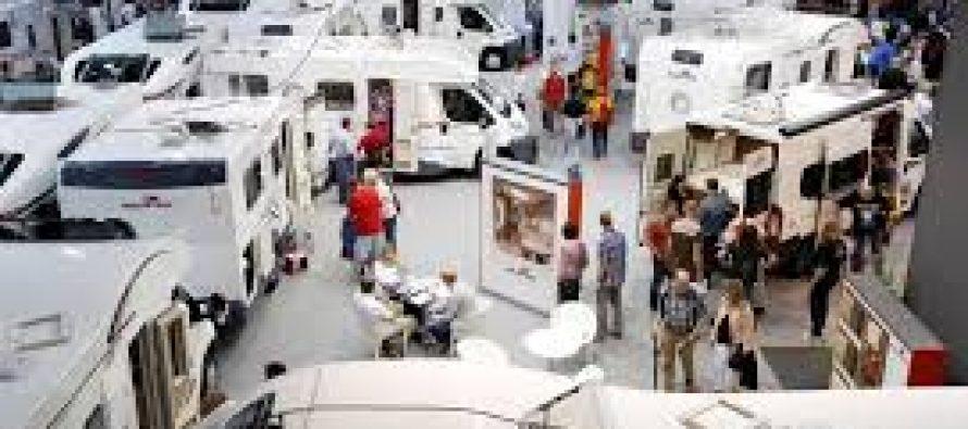 Mantes-la-Jolie : 3ème Salon du camping-car du 12 au 15 septembre
