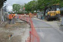 Mantes-la-Ville : travaux rue des Merisiers du 16 au 26 octobre