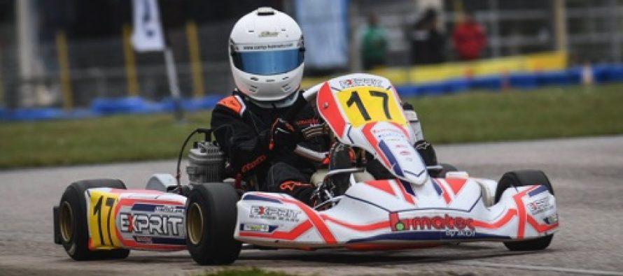 ASM Karting : William Nicouleau en Finale Internationale X30 Junior