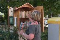 Épône : installation d'une «boîte à livres» près de la gare