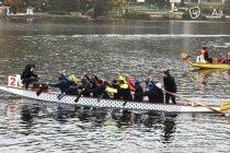 Canoë-kayak : l'AS Mantaise sacrée champion de France de Dragon-Boat