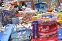 Gargenville : brocante des enfants à la salle des fêtes