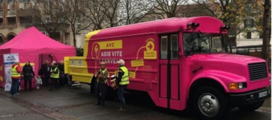 Mantes-la-Jolie : le bus pour dépister les AVC fait escale le 9 novembre