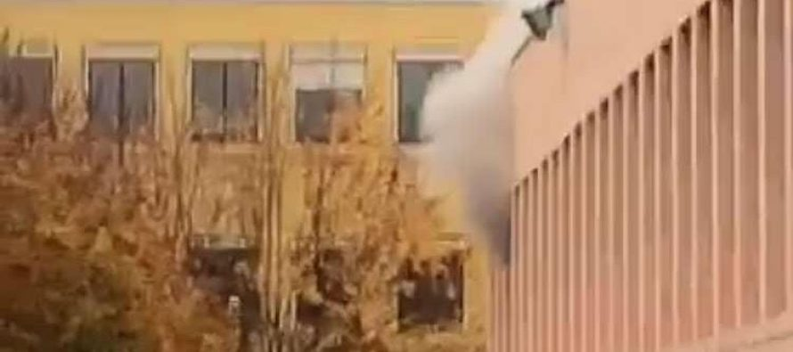 Mantes-la-Ville : fermeture du lycée Camille Claudel après un incendie