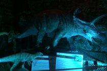 Mantes-la-Jolie : exposition de dinosaures à l'île aumône du 18 au 29 novembre