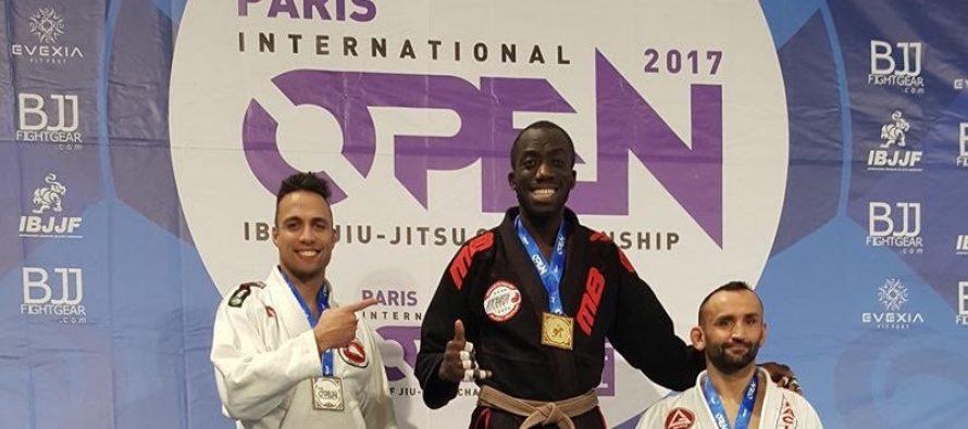 Jiu-Jitsu Brésilien – Open de Paris : 6 titres pour les généraux de la MB Academy