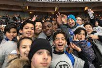 Sport' A Vie : 3 200 Franciliens ont assisté au match de foot «France-Pays de Galles»