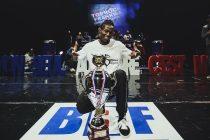 B-Boy France : Frankwa champion de France de breakdance en «Top Rock»