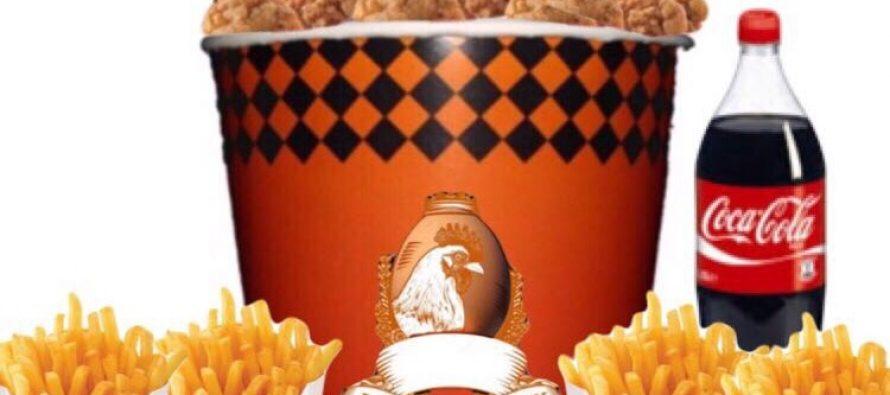 Royal Chicken Mantes : le nouveau concept de livraison de poulet frit à domicile
