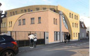 Insertion agence d'urbanisme et d'architecture Michel Leblanc