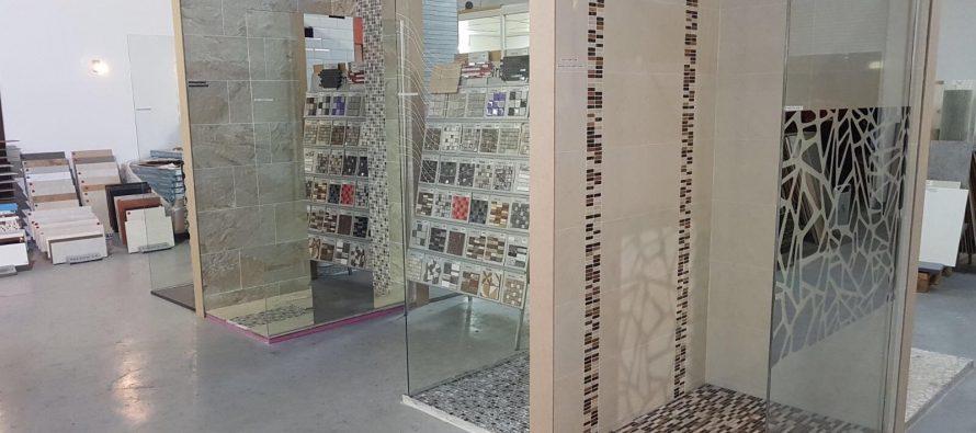 Stock Carrelage Guerville : ouverture d'un hall d'exposition de 150 m²