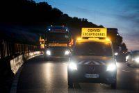 Viaduc de Guerville : attention aux convois exceptionnels de nuit sur l'A13