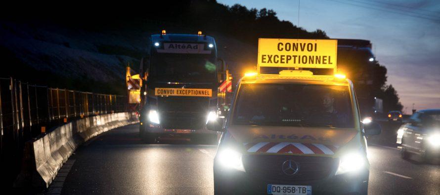 Travaux : l'autoroute A13 fermée entre Mantes et Épône du 13 au 15 mai de 21h30 à 5h