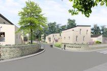 Magnanville – Jardins de la Tour : pose de la première pierre le 17 avril
