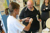 Mantes-la-Jolie se mobilise pour la «journée mondiale du diabète»