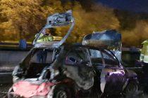 Accident A13 Épône : des bouchons et un blessé