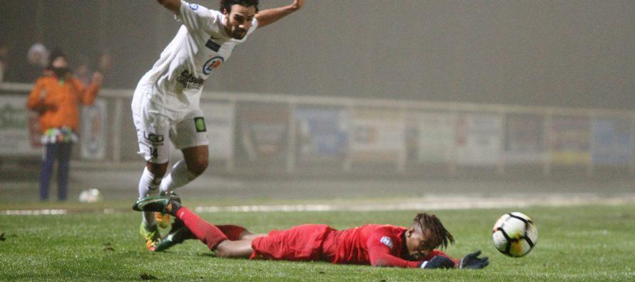 Foot – N2 – 15e J : à mi-saison, Mantes n'a toujours pas gagné