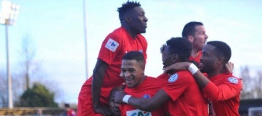 Coupe de France : Irep et Geran qualifiés pour les 32es de finale avec Concarneau