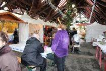 Limay : «Marché de Noël» sous la halle et à la librairie