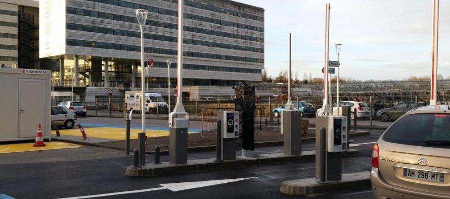 Hôpital de Mantes : le parking sera payant à partir du lundi 18 décembre