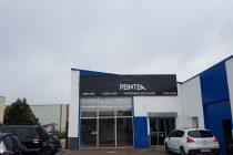 Buchelay : Peintea 78 a déménagé dans l'ancien local de Zolpan