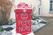 Magnanville : la boîte aux lettres du Père Noël est devant la mairie