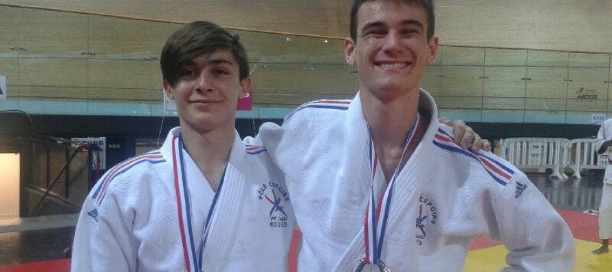 Bréval : belle réussite pour le club de judo