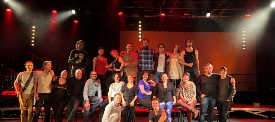 Mantes-la-Ville : découvrez la comédie musicale «Rent» à la salle Jacques Brel