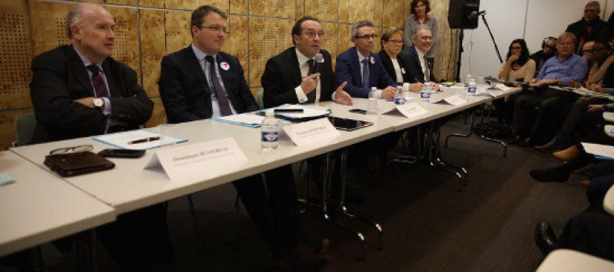 Reconfinement : les présidents des départements de l'Île-de-France demandent la réouverture des commerces de proximité