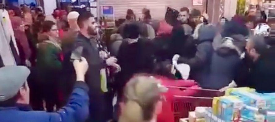 Intermarché Mantes-la-Jolie : le Nutella à 1,41 € provoque une émeute