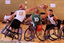 Magnanville : rencontres basket Fauteuil au complexe sportif Firmin Riffaud