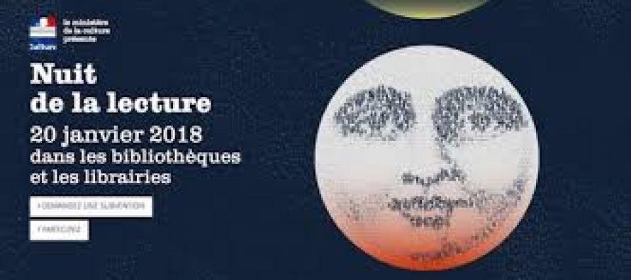 """Mantes-la-Jolie : participez à la """"Nuit de la Lecture"""" samedi 20 janvier"""